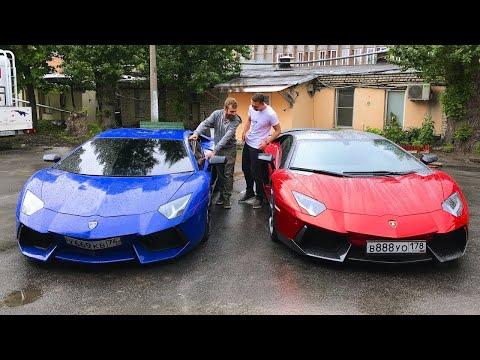 Replica Lamborghini vs Real Lambo Aventador