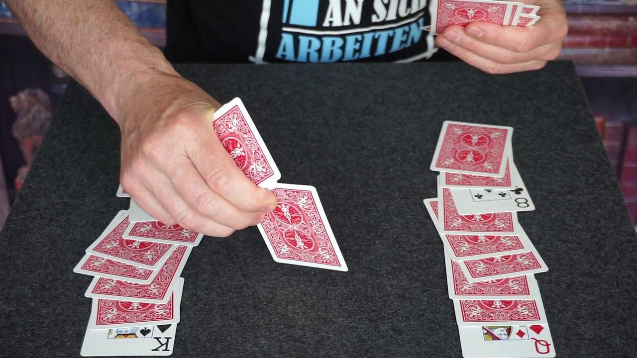 Einfache Kartentricks