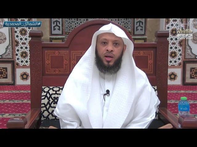 الشمائل المحمدية | الشيخ توفيق الصايغ