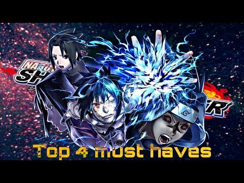 Season 4 !! Top 4 Must Haves For Shinobi Strikers |