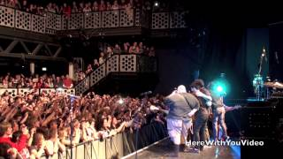 "Bowling for Soup ""Punk Rock 101"" LIVE with Rob Felicetti in U.K. October 26, 2012 (7/18)"