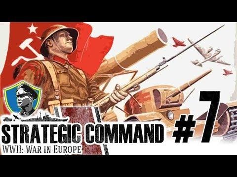 Strategic Command: WWII | #7 | Pisamos tierra noruega
