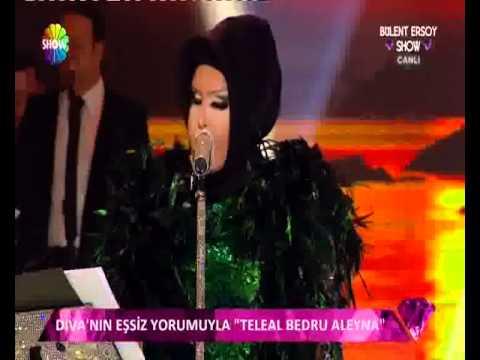 DIVA BULENT ERSOY SHOW - Taleal Bedru Aleyna