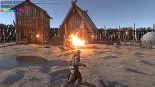 Unity3d realistic effect 4 (AssetStore demo)