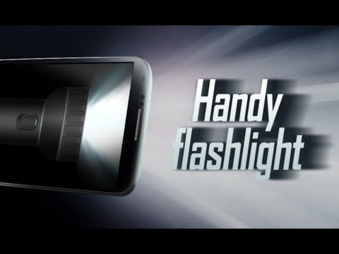 Handy Flashlight - Android App