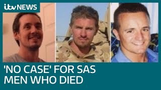 SAS servicemen acquitted over fatal Brecon Beacons march | ITV News