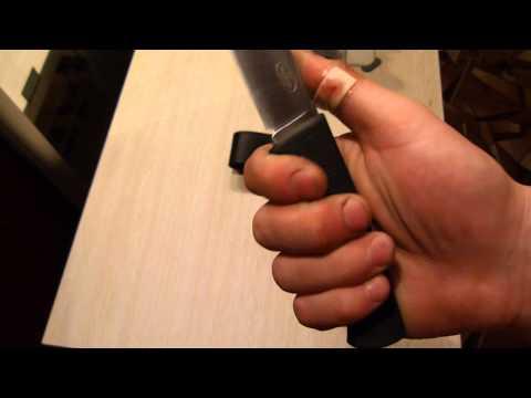 Fallkniven F1 -- лучший нож охотника и коллекционера. My IMHO.