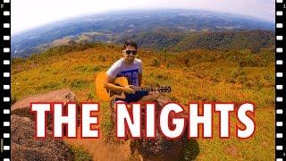 Avicii - The Nights (Acoustic Cover Tiago Contieri)