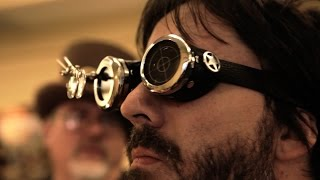 "Vintage Tomorrows ""Steam Punk"" Doc at Comic Con"