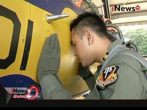 Beginilah Kronologis Jatuhnya Pesawat Tempur TNI AU Di Jogja Air Show - iNews Malam 20/12