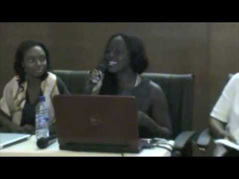 GHANA FASHION & DESIGN WEEK  2013 SEMINARS HIGHLIGHTS