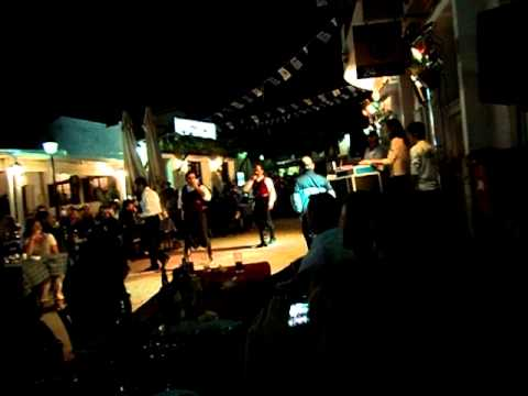 Greek / Cypriot Dancing - Pissouri, Cyprus