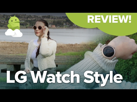 LG Watch Style review — Slimmest Android Wear 2.0 watch!