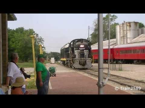 Railfest on the Midland 8/31/13 HD