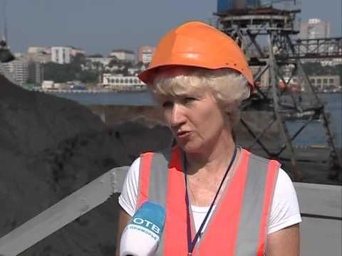 Тема недели: Рыбный порт внедрил все существующие в мире степени защиты от угольной пыли