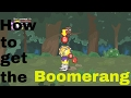 Castle Crashers Remastered how to get the boomerang