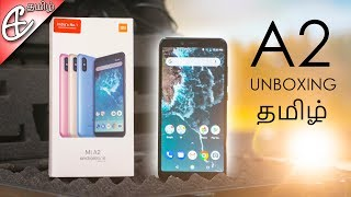 Xiaomi Mi A2 Snapdragon 660   Android One Unboxing தமிழ் Tamil