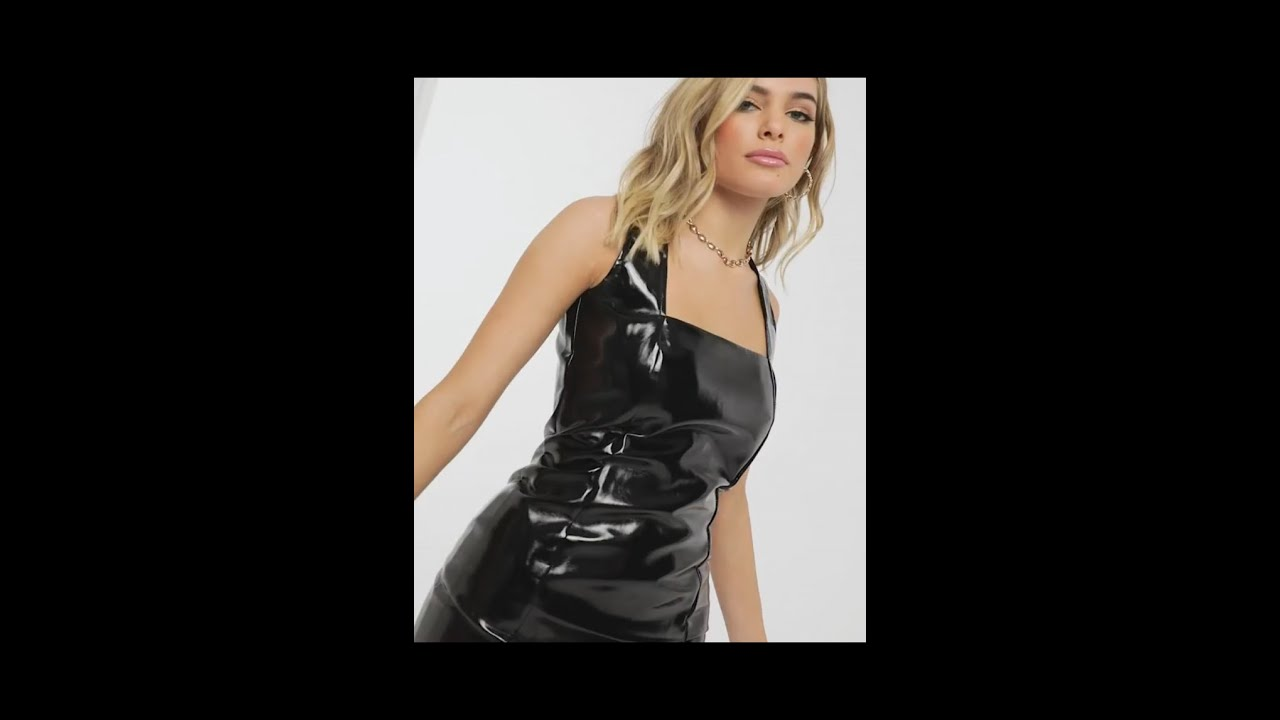 Leather and vinyl clothing 110