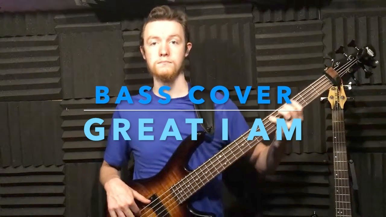 Download Great I Am - Jesus Culture | Bass Cover
