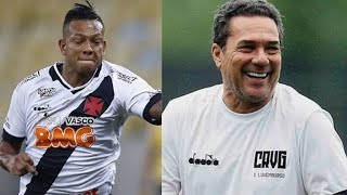 SURREAL | LUXEMBURGO ABRE MÃO DE SALÁRIO E CONVOCA TORCIDA DO VASCO| FRED GUARIN