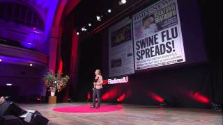 Trust and Communication: Enny Das at TEDxRadboudU 2013