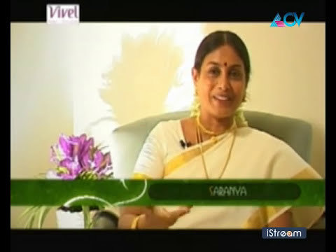 My Favourites - Actress Saranya