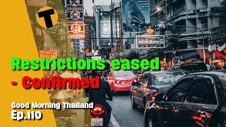 COE scrapped, Restrictions eased, No refund for delayed vaccines | Good Morning Thailand | Ep. 110
