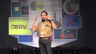 Sabu Cyril, Art Director, Indian Film Industry Addresses The Gathering At Design Summit