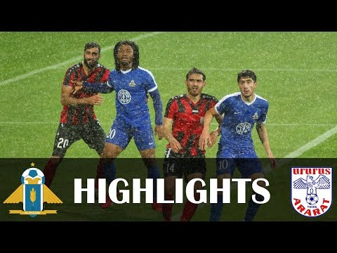 FC Pyunik - FC Ararat 1-3   Highlights