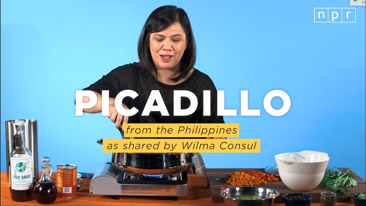 Picadillo: A Modern Twist On A Filipino Comfort Food | NPR Hot Pot ...