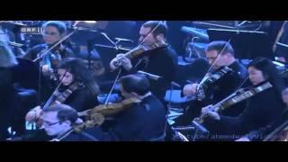 موسيقى رأفت الهجان للعبقري عمار الشريعي يعزفها الموسيقار ديفيد نيومان فى النمسا