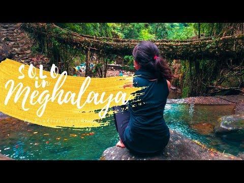 Solo Girl Travels to Meghalaya | Shillong | Cherapunjee | Dawki