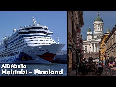 Helsinki mit AIDA