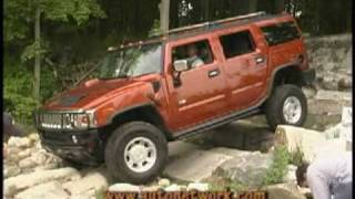 Hummer H2 2002.