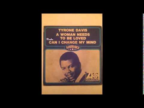 Tyrone Davis - Can I Change My Mind ( 1969 ) HD
