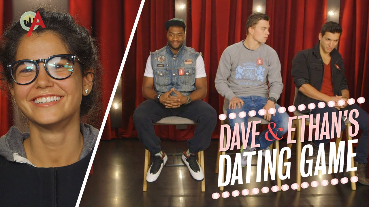 dave and ethan dating game