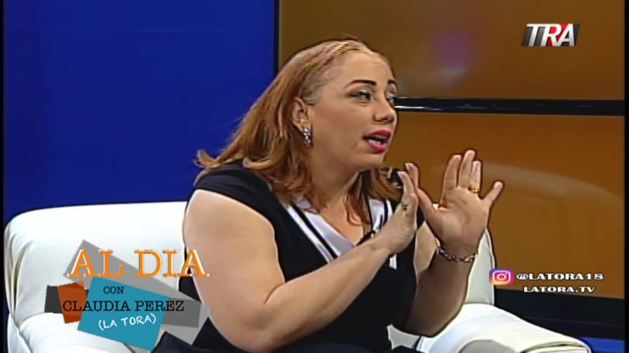 Claudia Pérez  La Tora le hace una entrevista picante a Alfonso Rodríguez