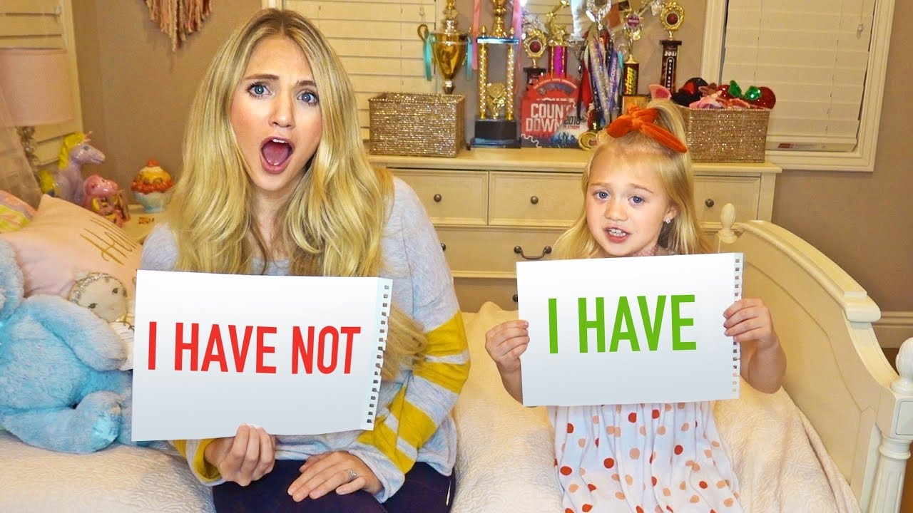 Download Never Have I Ever With 6 Year Old Everleigh!!! (We Cant Believe She Admitted This...)