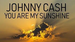 Matt Heafy (Trivium) - Johnny Cash - You Are My Sunshine I Acoustic Cover