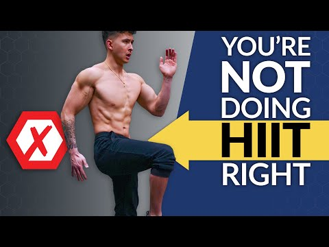 How To Design The PERFECT 10 Minute HIIT Workout (Gym or Home)