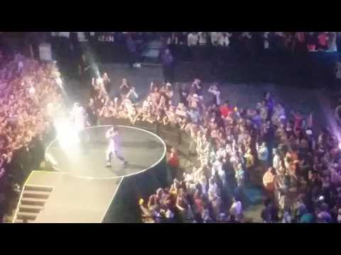 Block B - Zico & Dean- Pour Up at KCON LA 2016 (fancam)