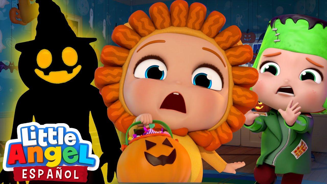 Bebé Juan No Le Tiene Miedo al Halloween 🎃👻 | Canciones Infantiles | Little Angel Español