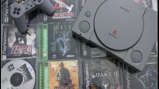 Spotlight: PS1 First Person Shooters