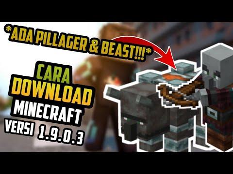 Cara Download Minecraft Versi Terbaru Versi 1 9 0 3 Minecraft