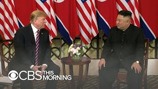 Trump and Kim Jong Un meet in Hanoi for 2nd summit