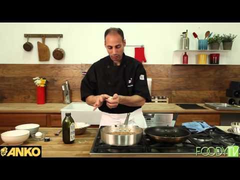 Taste This TV Season 3 Episode 1 Anko Machines - Kibbeh