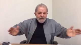 Lula fala Sobre a Delação de Marcelo Odebrech