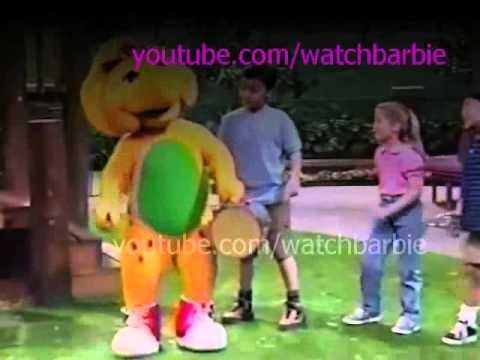 Barney Friends Seven Days A Week Season 5 Episode 10 Youtube