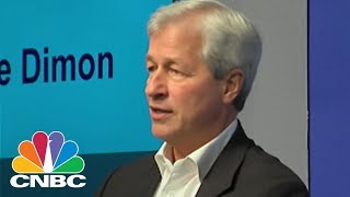 J.P. Morgan CEO Jamie Dimon Talks Privacy, Facebook At Axios Event | CNBC