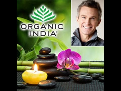 Organic India  Healthy De-Stressing &  Anti Aging - LuckyVitamin Happy Wellness Webinar